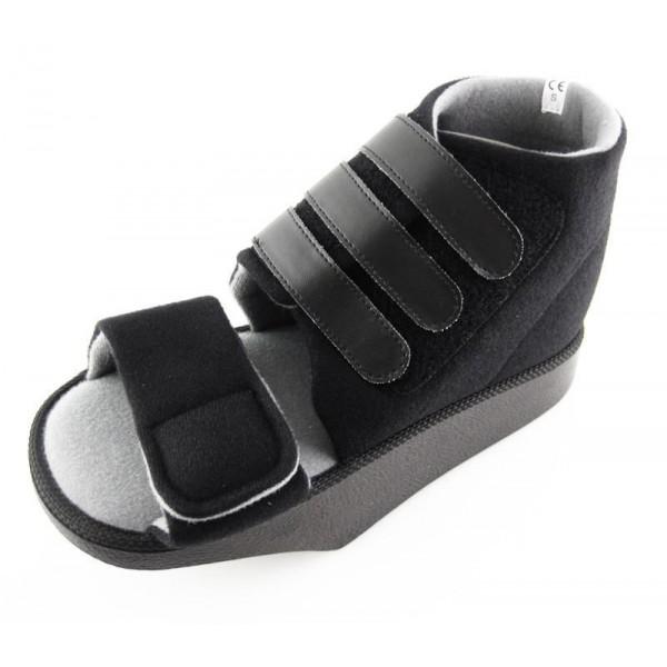 Lábfej tehermentesítő pántos cipő