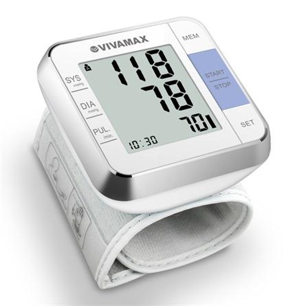 Vivamax V20 csuklós vérnyomásmérő - Medident Kft.